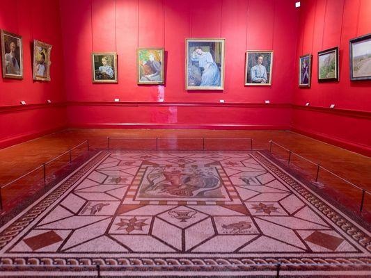Palais Neuf et parcours d'art