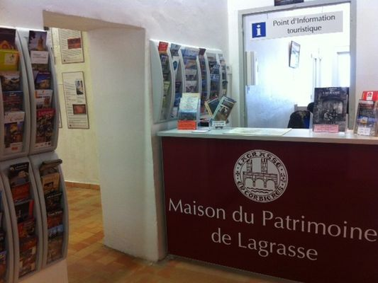 OFFICE DE TOURISME DE LAGRASSE