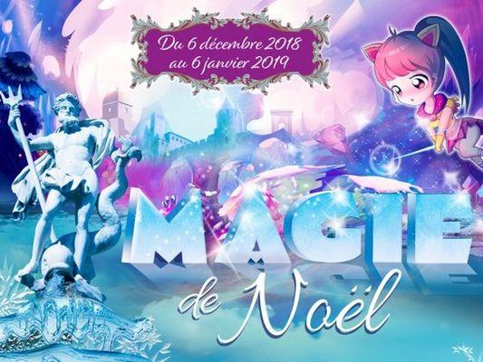 MAGIE DE NOEL 2018
