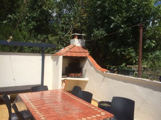 barbecue terrasse cuisine