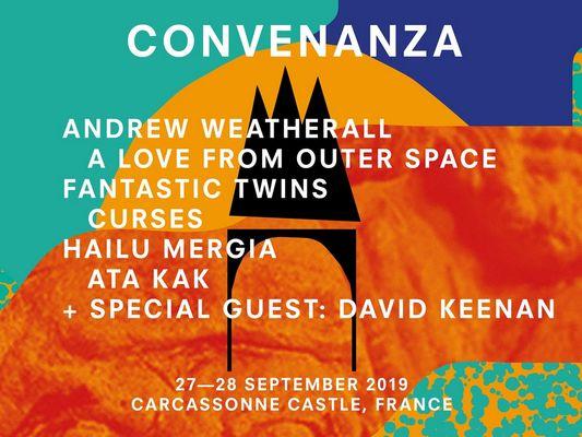 CONVENANZA FESTIVAL 2019