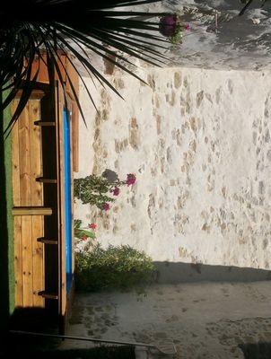 jardin piscine sans vis à vis
