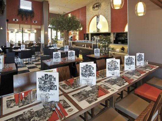 restaurant Del Arte