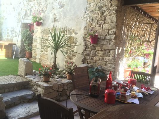 0 patio et jardin
