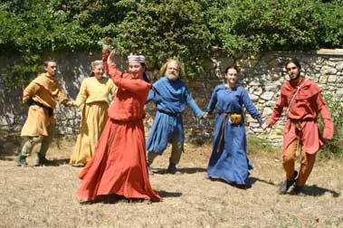 Audrix - Danses Médiévales