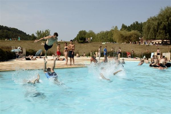 Camping le Lac_piscine