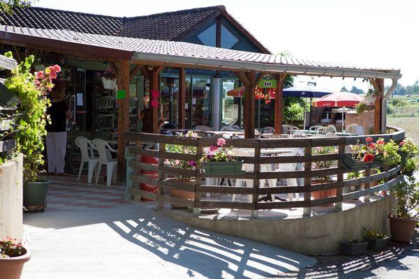 Camping la Garenne_Bar-restaurant©DELEBARRE