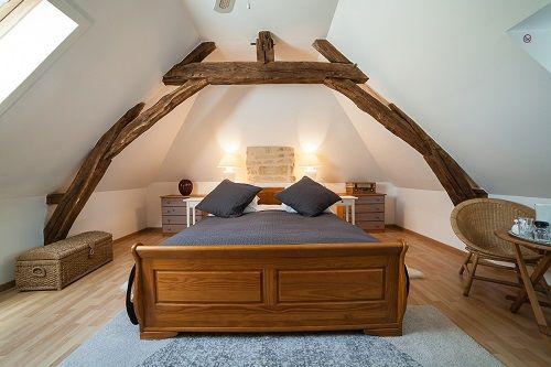 Chambre lit double 6 le Manoir redim