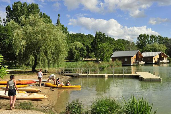 Coly - Les Cottages du Lac