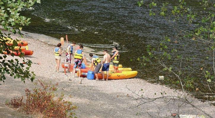 Départ Canoes 2 redim