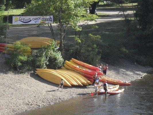 Départ Canoes redim