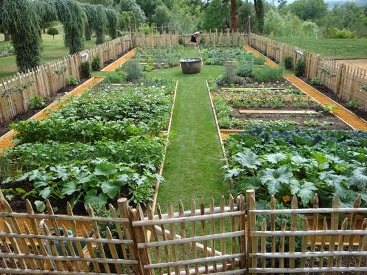 EYRIGNAC - Jardin Potager redim