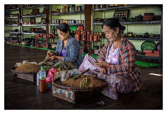 Femmes-du-Myanmar