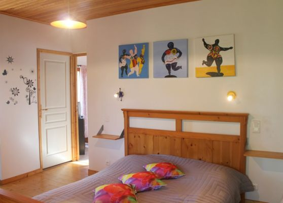 LES OLIVIERS1-CHAMBRE