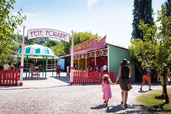 Parc le Bournat - Fete-foraine