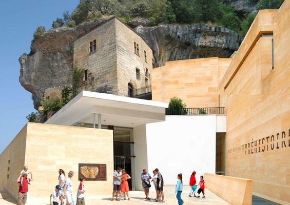 Les Eyzies - Musée National de Préhistoire
