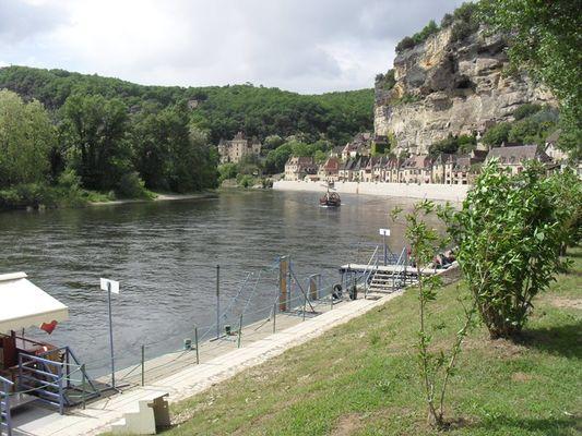 Parcours La Roque Gageac red