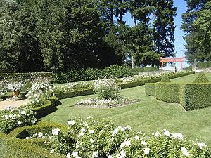 Salignac Eyvigues - Jardins du Manoir d'Eyrignac