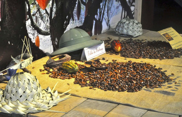 Terrasson - Musée du chocolat Bovetti