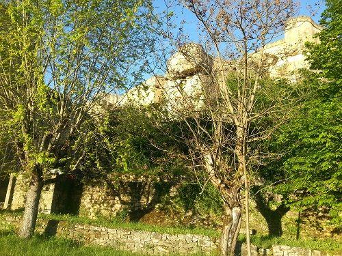 Vue sur les remparts2_Le Manoir de Carlux redim