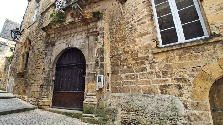 La maison du Notaire Royal Sarlat Cité médiévale