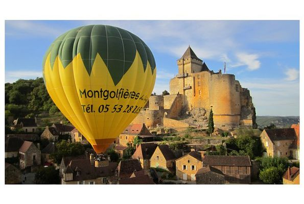 Montgolfière Périgord