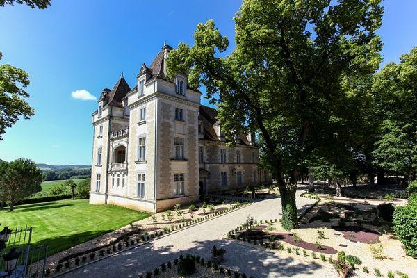 Domaine du chateau de monrecour