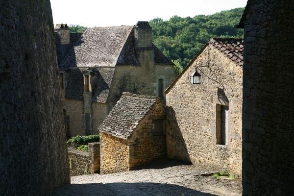 Visite guidée du village de Beynac