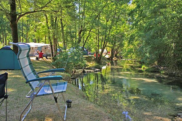 Saint-Cybranet - Camping Bel Ombrage