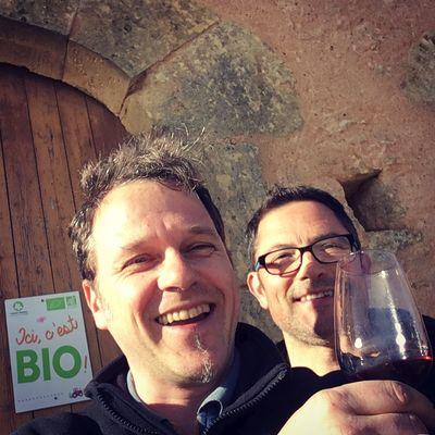 Gilles et Vincent - Vignoble biologique en Périgord