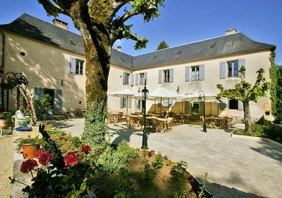 Hôtel-restaurant le Moulin de Mitou à Auriac-du-Périgord
