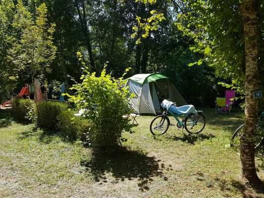 Montplaisant - Camping la Lenotte