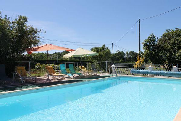 la chapelle - gite  6 pers - piscine à partager - perigord noir4