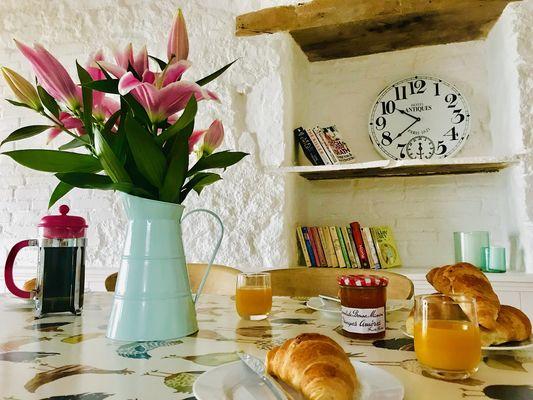 la-chapelle-st-etienne-la-blatiere-gite-the-stables-peti-dejeuner