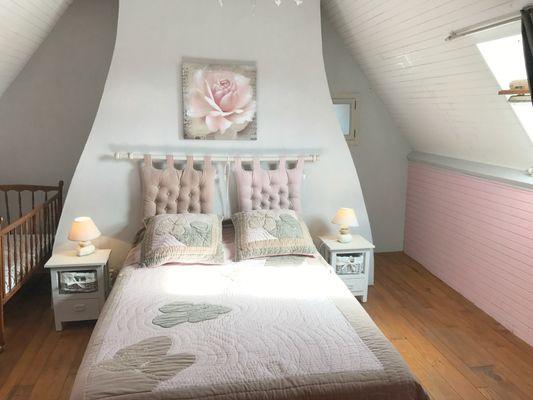 la charlotiere - chambre2