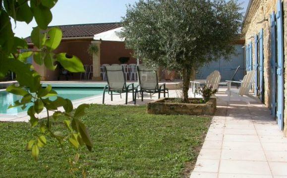 la grange d'amélie - grand gite  10 pers avec piscine chauffée -  proche sarlat3