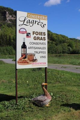 Foie gras Lagrèze