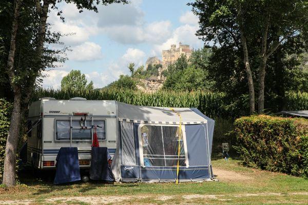 Camping les Deux Vallées