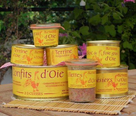 produits conserve redim sirtaqui