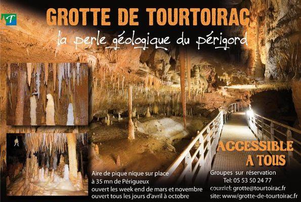 Grotte de Toutoirac