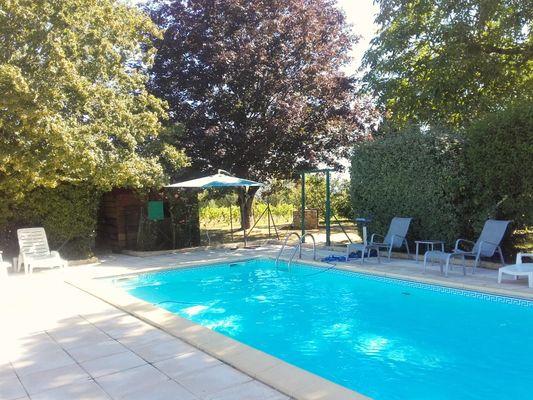050012 - VIALARD - gite  5 pers avec piscine privée - a coté lascaux (6)