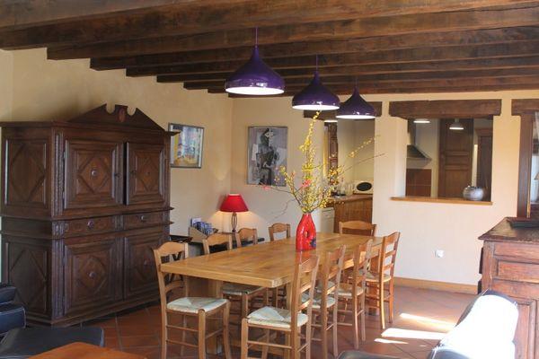 090007 - LA BRANDE - maison avec piscine privée - sarlat (5)
