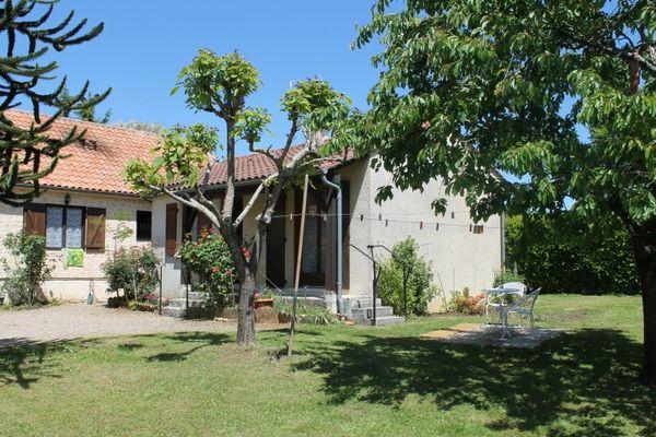 020097 - la louisiane - maison 2 pers - à  sarlat (22)