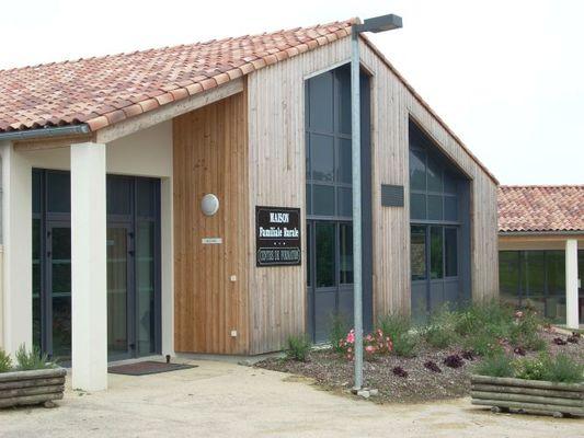 La Maison Familiale Rurale du Marais Poitevin à Sansais-La Garette