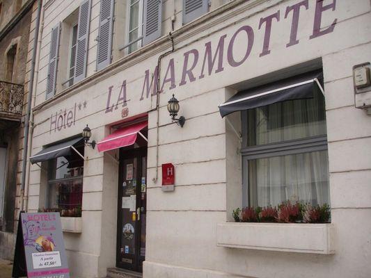 L'hôtel de La Marmotte à Niort