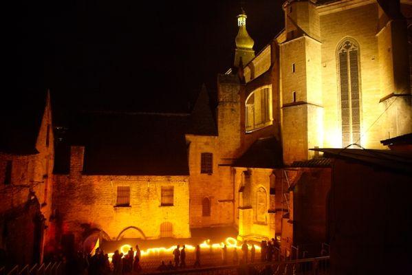 Visite nocturne de Sarlat