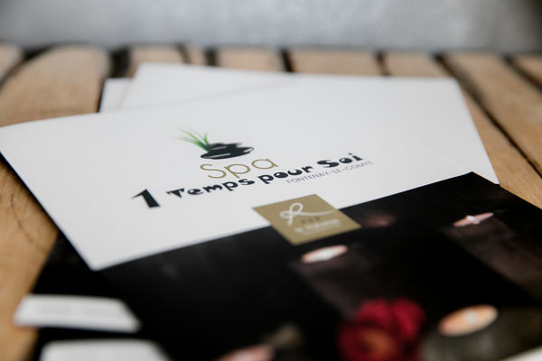 """La brochure """"Spa, un Temps pour Soi"""""""