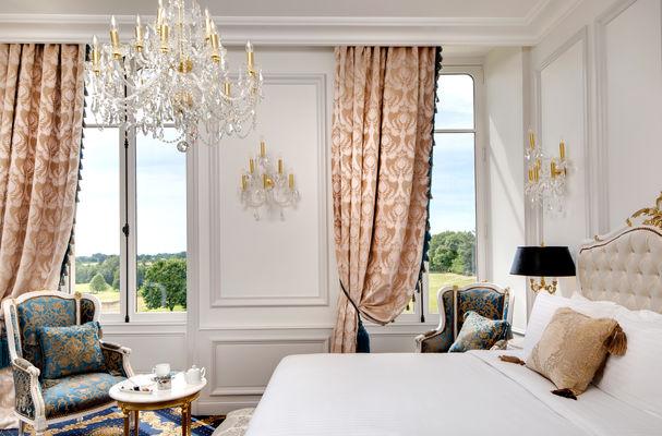 Une chambre de luxe