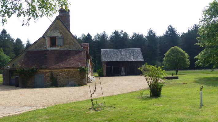 Maison forestière Volimberg extérieur