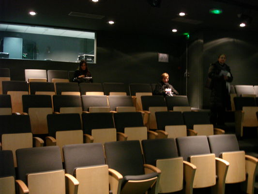 Auditorium de la médiathèque de Chartres